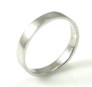 טבעת נישואין דגם בסי