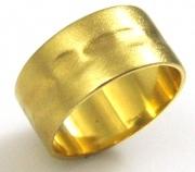 טבעת נישואין דגם מיטל מט