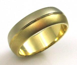 טבעת נישואין דגם נוגה
