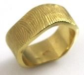 טבעת נישואין דגם אורסולה