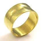 טבעת נישואין דגם מיטל מבריקה