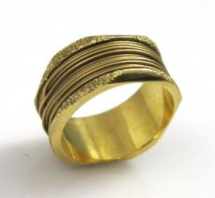 טבעת נישואין דגם רפאל