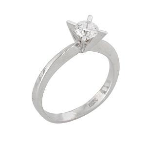 טבעת יהלום סוליטר לאירוסין דגם סקיילר