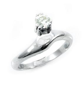 טבעת יהלום סוליטר לאירוסין דגם חני
