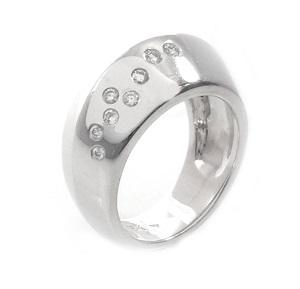 טבעת יהלומים דגם מדיסון