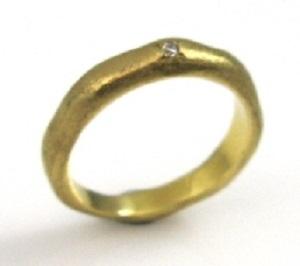 טבעת יהלום סוליטר לנישואין דגם שירלי