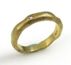 טבעת יהלומים לנישואין דגם שירלי